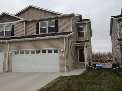 Bismarck Condo/Townhouse For Sale: 1313 Bayview Ct