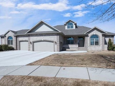 Bismarck Single Family Home For Sale: 910 Corvette Circle