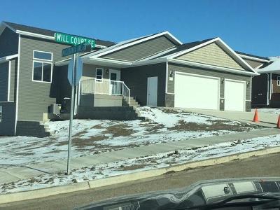 Mandan Single Family Home For Sale: 302 Will Court SE