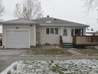 Bismarck Single Family Home For Sale: 304 14th St S