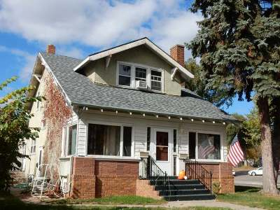 Bismarck Single Family Home For Sale: 930 6th St