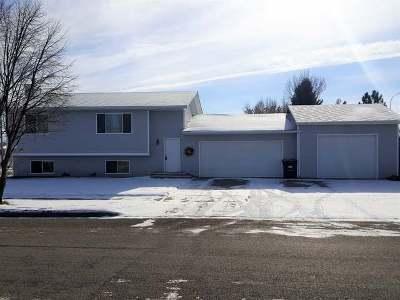 Bismarck Single Family Home For Sale: 103 Versailles Av
