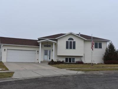 Bismarck Single Family Home For Sale: 1324 Sorrento Ci