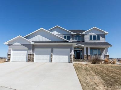 Bismarck Single Family Home For Sale: 3925 Clairmont Rd