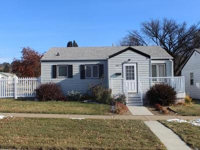 Bismarck Single Family Home For Sale: 831 19th St N