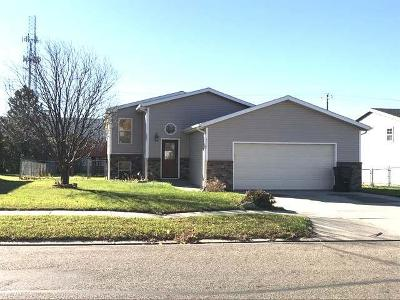 Bismarck Single Family Home For Sale: 3619 Jericho Rd