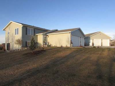 Bismarck Single Family Home For Sale: 322 Sunflower Dr