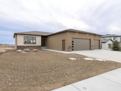 Bismarck Single Family Home For Sale: 1621 Prairie Hawk Dr