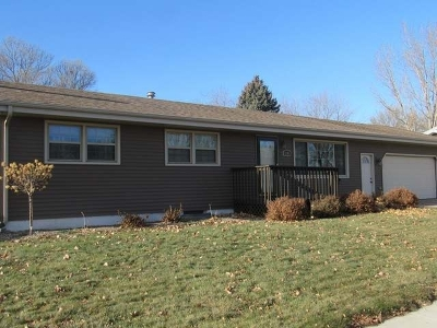 Bismarck Single Family Home For Sale: 1308 Billings Dr