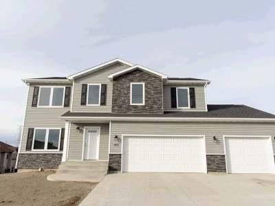 Bismarck Single Family Home For Sale: 4012 Knudsen Lp