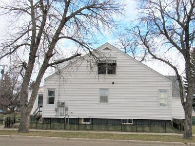 Beulah Single Family Home For Sale: 100 3rd St NE