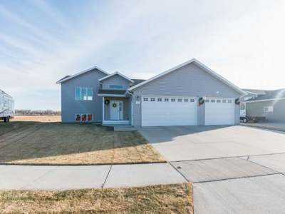 Bismarck Single Family Home For Sale: 317 Brandenburg Lp