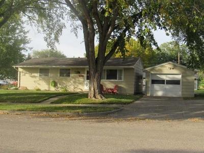 Bismarck Single Family Home For Sale: 502 Central Av E