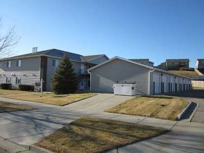 Bismarck Condo/Townhouse For Sale: 1218 35 St N #2