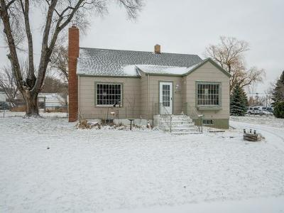 Bismarck Single Family Home For Sale: 411 16th St N