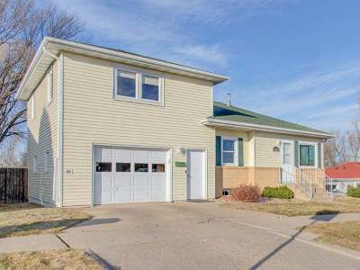 Bismarck Single Family Home For Sale: 908 14 St N