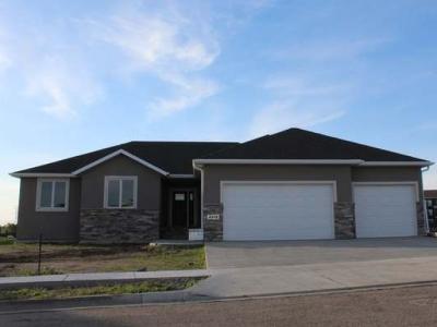 Bismarck Single Family Home For Sale: 4018 Knudsen Lp