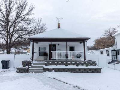 Mandan Single Family Home For Sale: 405 6th Ave NW