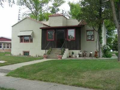 Linton Single Family Home For Sale: 307 Broadway Ave
