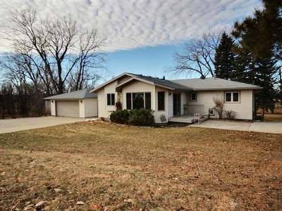 Bismarck Single Family Home For Sale: 242 59th St NE