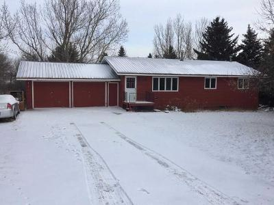 Bismarck Single Family Home For Sale: 6627 North Star Acre Rd