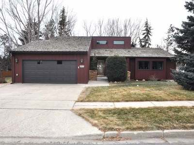 Bismarck Single Family Home For Sale: 309 Juniper Dr