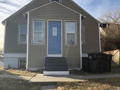 Mandan Single Family Home For Sale: 509 2nd Ave NE