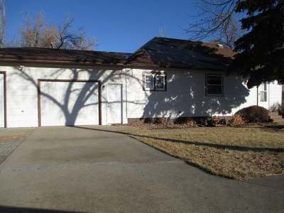 Hazen Single Family Home For Sale: 410 1st St SW