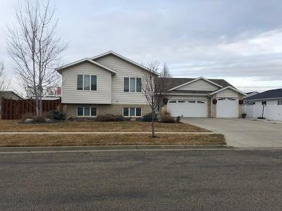 Bismarck Single Family Home For Sale: 984 Santa Fe Av