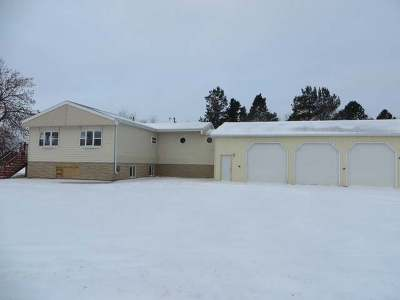 Bismarck Single Family Home For Sale: 9165 Bar D Rd