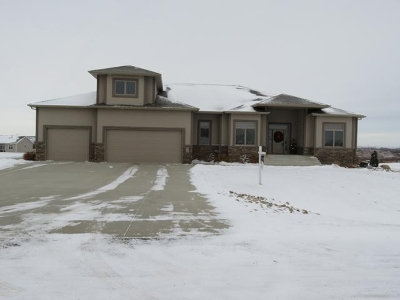 Bismarck Single Family Home For Sale: 7716 Mulligan Wy
