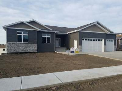 Bismarck Single Family Home For Sale: 3914 Lone Peak Dr