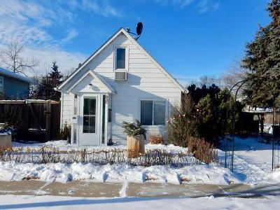 Bismarck Single Family Home For Sale: 930 13th St N