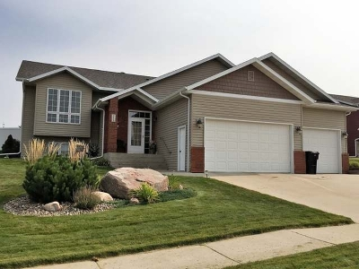 Bismarck Single Family Home For Sale: 3113 Illinois Dr