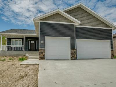 Bismarck Single Family Home For Sale: 3208 Valley Dr
