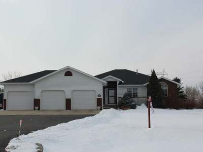 Bismarck Single Family Home For Sale: 1358 Prairieview Dr