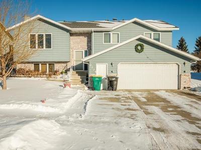 Bismarck Single Family Home For Sale: 2224 Capitol Av E