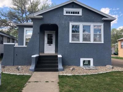 Bismarck Single Family Home For Sale: 710 E Av E