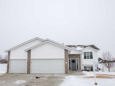 Mandan Single Family Home For Sale: 3808 Bay Shore Bend SE