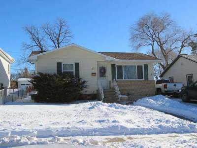 Bismarck Single Family Home For Sale: 611 20 Th St N