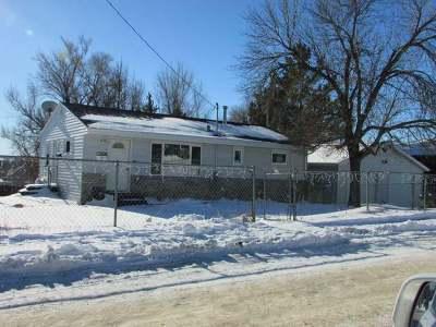 Mandan Single Family Home For Sale: 1207 3 St NE