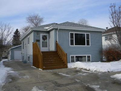 Bismarck Single Family Home For Sale: 1112 13 St N