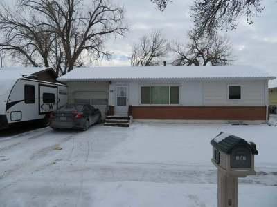 Bismarck Single Family Home For Sale: 307 Bowen Av W