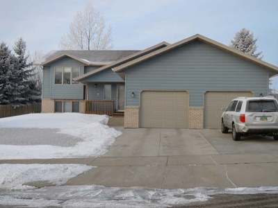 Bismarck Single Family Home For Sale: 3916 Dominion St