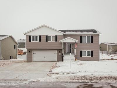 Bismarck Single Family Home For Sale: 1000 Calvert Dr