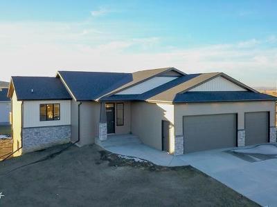 Bismarck Single Family Home For Sale: 4718 Grey Hawk Ln