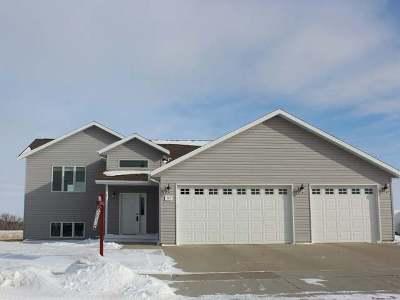 Bismarck Single Family Home For Sale: 317 Brandenburg Lp