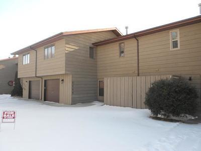 Bismarck Condo/Townhouse For Sale: 3003 Manitoba La