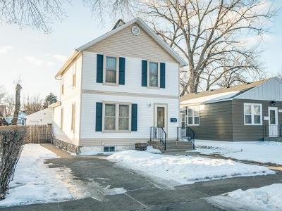 Bismarck Single Family Home For Sale: 512 17th St N