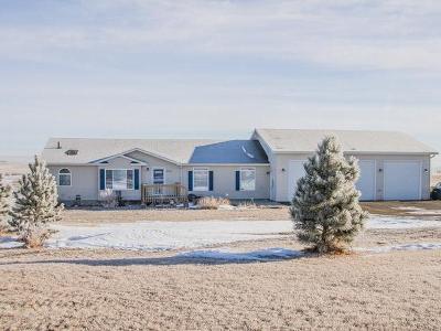 Mandan Single Family Home For Sale: 2583 Jonathan Dr N